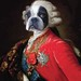 portrait Blatz King Louis XVI by Theresa Thompson by rescue furdaddy new