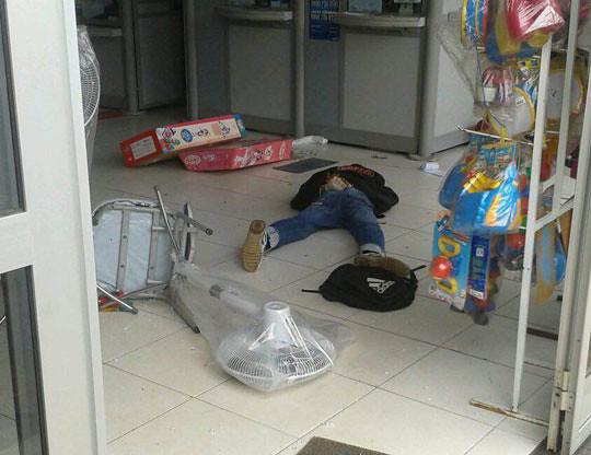 Rio do Antônio: Assaltante de Brumado morre durante assalto à lotérica em Ibitira