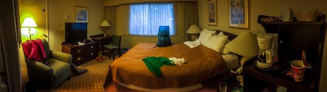 Royal Scot Hotel Room