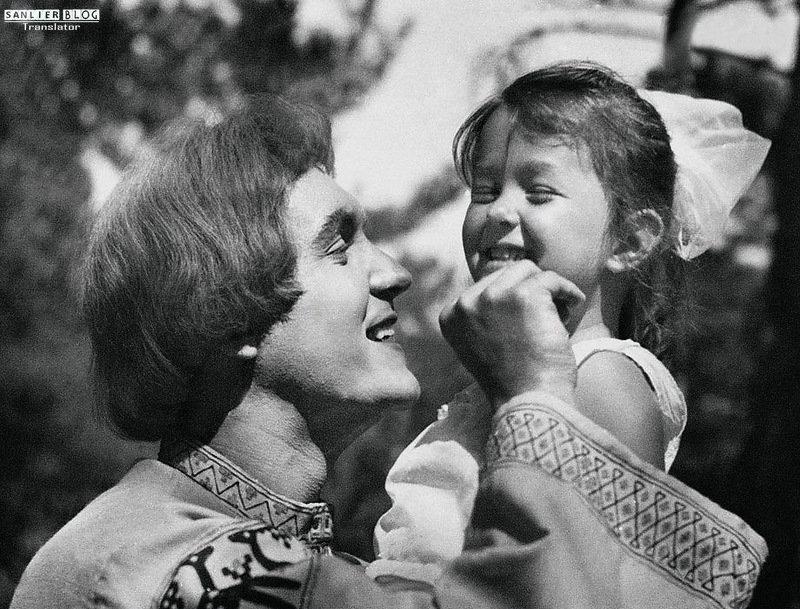 苏联名人家庭照片25