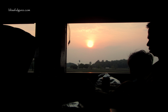 Myanmar Train Yangon To Mandalay
