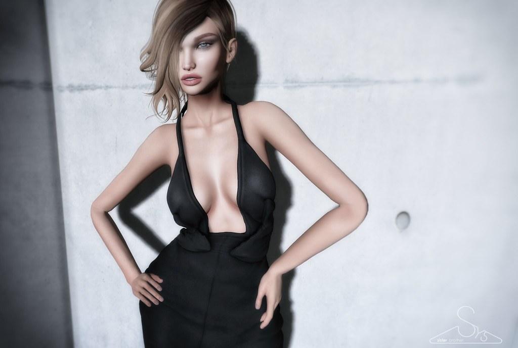 [sYs] HANAMI dress - SecondLifeHub.com