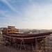 Desert shipyard by Mateusz7Kowalski