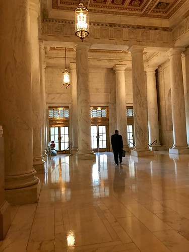 Great Hall and lawyer, U.S. Supreme Court