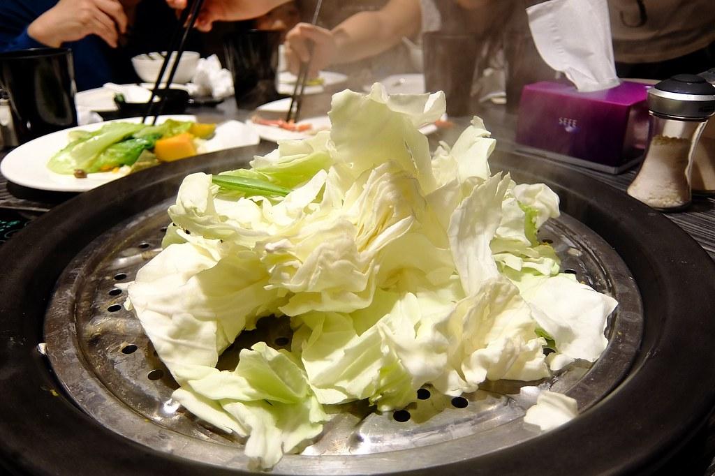 高麗菜可選擇脆一些還是軟嫩一些