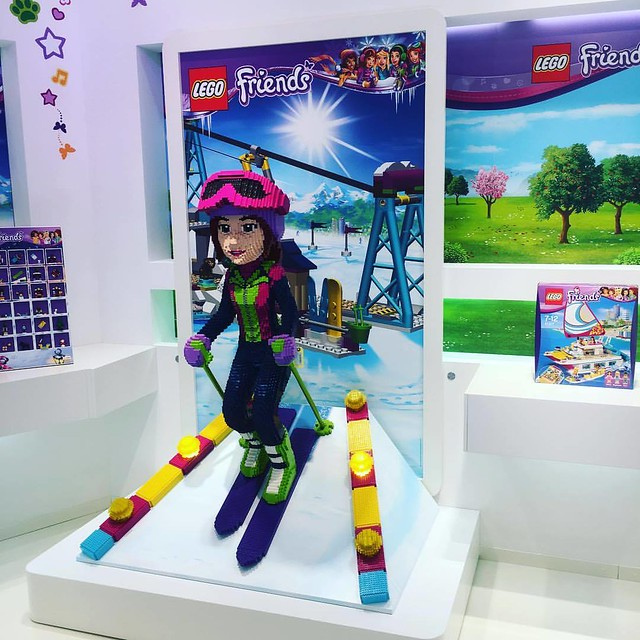 Nürnberg Toy Fair 2017 Lego Friends 2