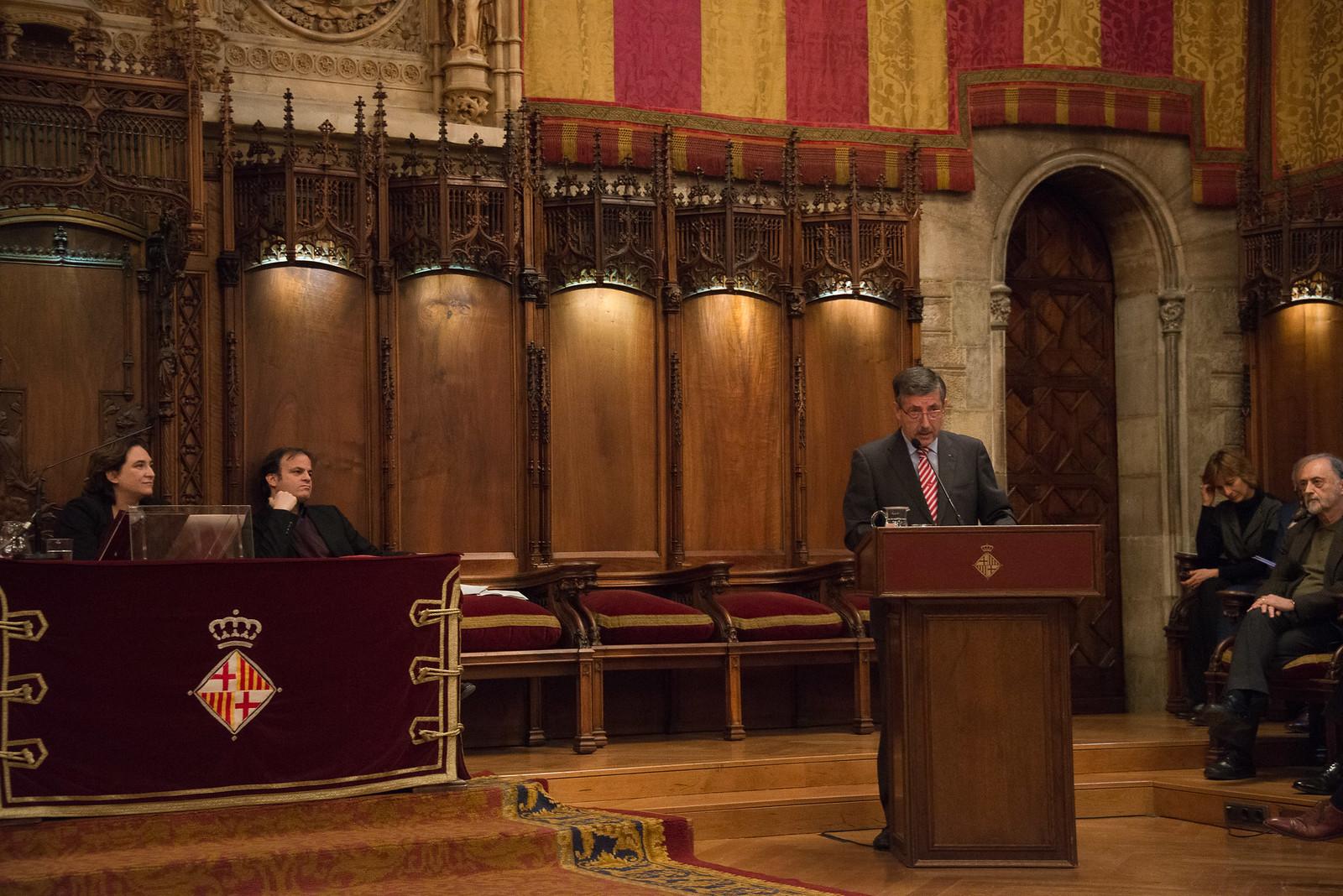 dv., 03/02/2017 - 11:42 - Presentació del 25è aniversari dels Jocs de Barcelona '92