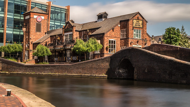 Birmingham by CC user Phil Dolby on Flickr