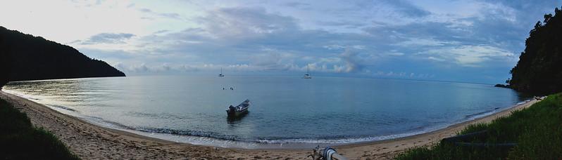 Panorama_Tanjung_Datu_beach