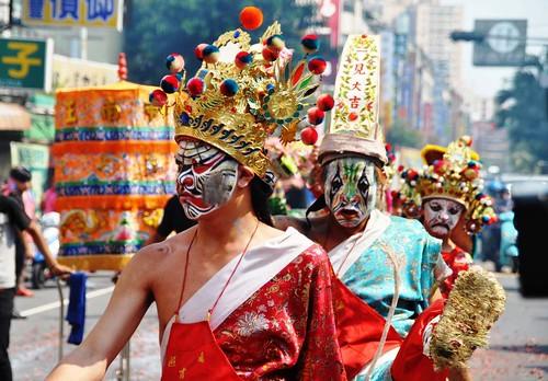 122 Procesion en honor a la diosa Matsu en Kaohsiung (16)