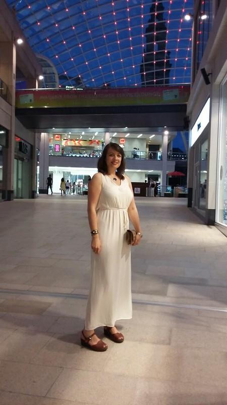 Maxi dress Trinity Leeds