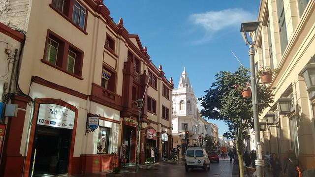 Views from La Serena, Chile
