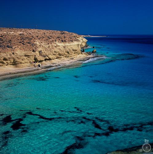 Mediterranean coast, Egypt