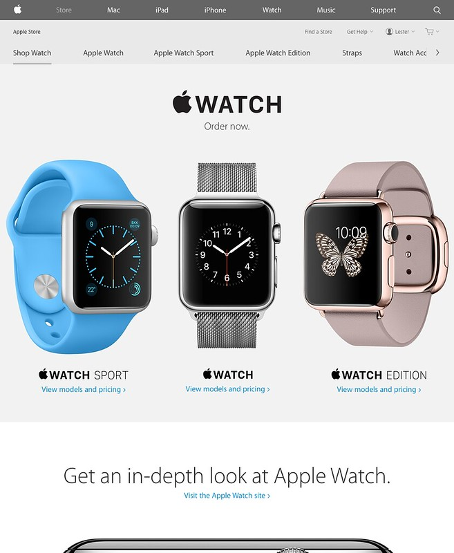 Apple Watch (Singapore)