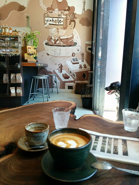 sunday funday: love to be back in Pinhole Coffee their cafecito is superb ☕