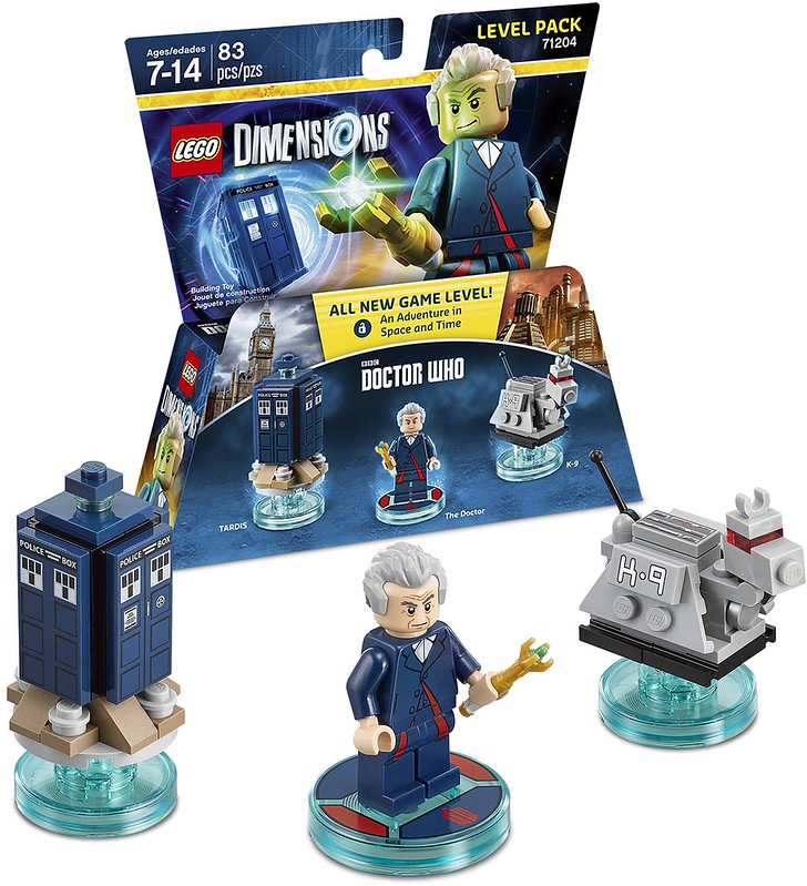 LEGO Dimensions 71204 - Doctor Who Level Pack