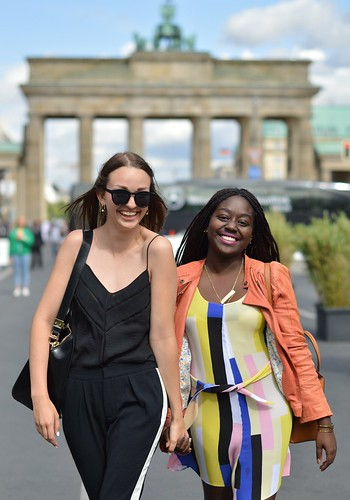 Lois Opoku Berlin Fashion Week