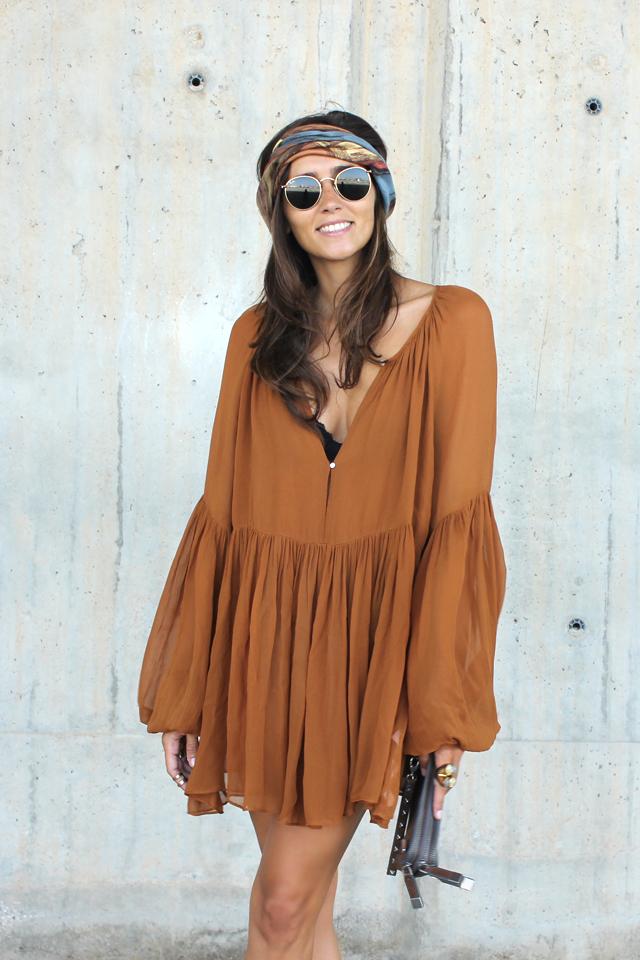 boho summer dress coohuco 14