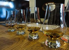 Irish Whisky Samplers