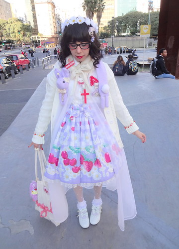 RMJ International Harajuku Fashion Walk 2015