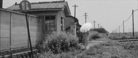 13-富久山町の日東紡の引き込み線
