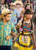 Festa Junina Quadrilha Kids Festive Cultural Dance in Rondonópolis Brazil - 2015 by schrockinator