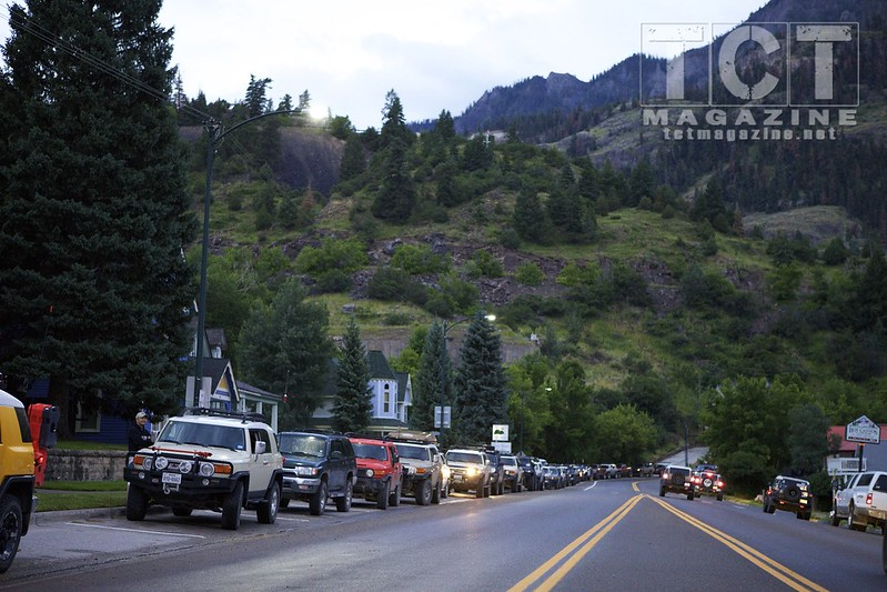 FJ Summit Ouray Colorado Toyota Trucks magazine
