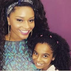 Duas Perolas de #Babilônia : Juliana Alves e Sabrina Nonata ! :clap::smiley: :smiley: :smiley: :heart_eyes: :clap: :clap::smiley: :smiley:  #BlogAuroradeCinemadeolhonaTv #TVGlobo #novelasdas21  #JulianaAlves #SabrinaNonata @sabrinanonataoficial #Projac