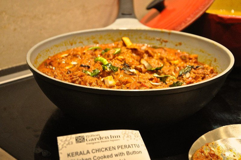 KERALA FOOD FESTIVAL @ HILTON GARDEN INN, GURGAON INDIA