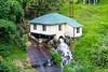 Power House of Tea Estate - Thalawakele, Sri Lanka