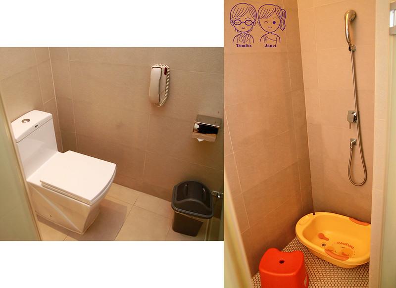 12南方莊園 豪華客房 洗手間