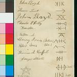 Masons Marks 1897-98