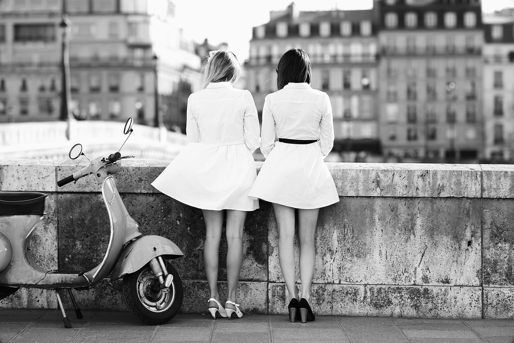 """Paris Retro"" projet"