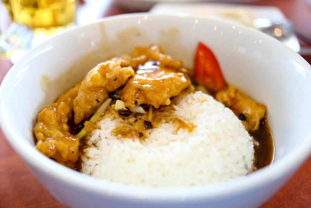 Taosi Fish Fillet with Tofu Rice