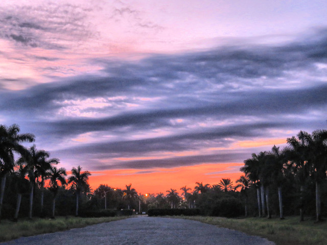 Pre-dawn sky to east 20150808