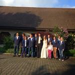 Hochzeit von Belinda und Michel