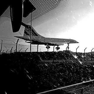 """Concorde """"Fox-Fox"""" - CDG"""