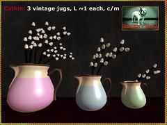 Bliensen - Catkin - Vintage Jugs