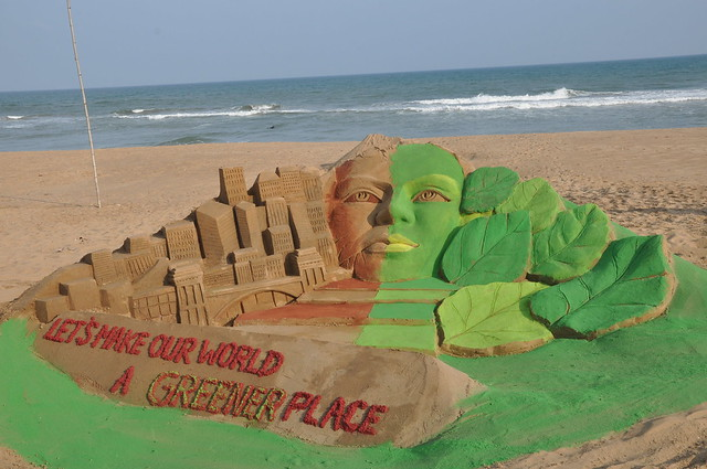 World Environment Day – Let's make our world a greener place – SANDART