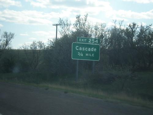 I-15 South - Exit 254