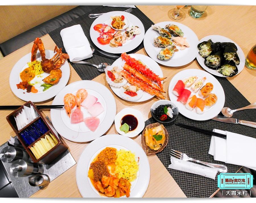 香格里拉CAFE海鮮吃到飽0057