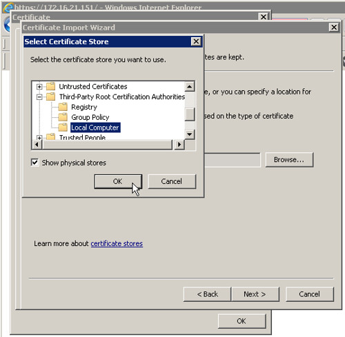 vCloud Director 5 6 4 Remote consoleproxy issues » boche net