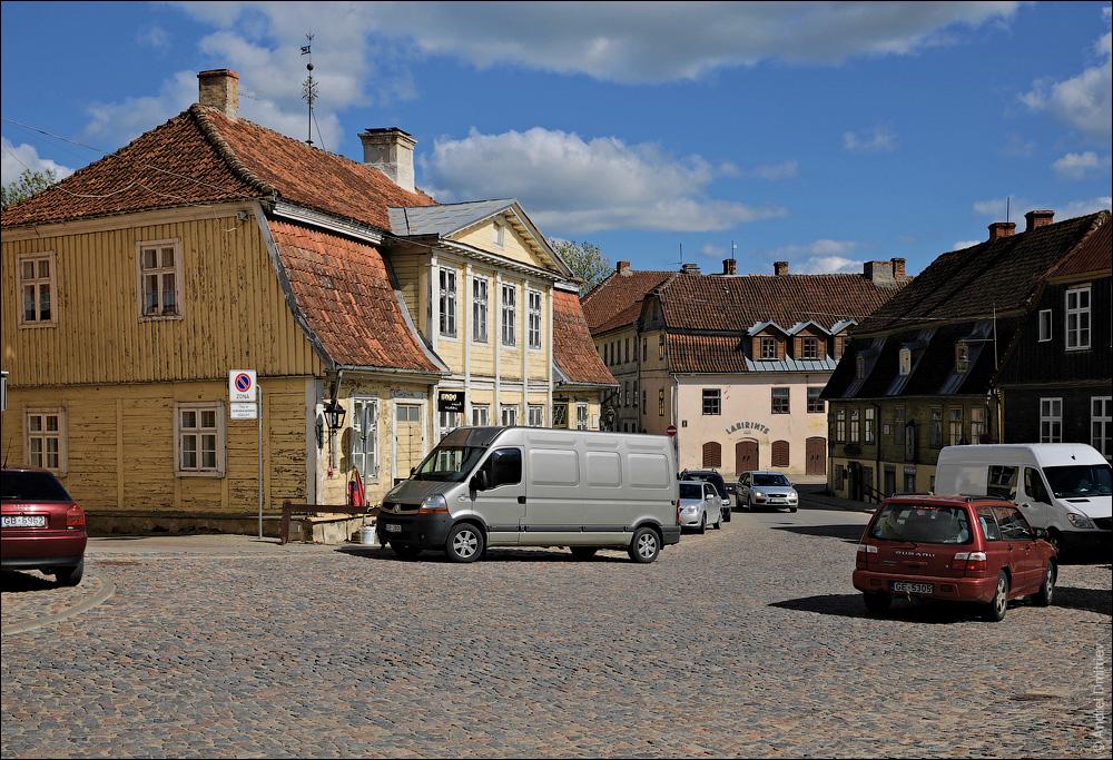 Кулдига, Латвия
