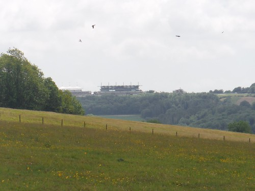 Goodwood Race Course Grandstand