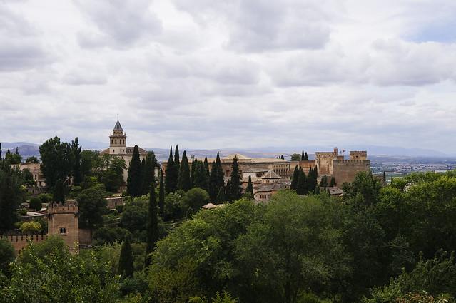 1. Alhambra