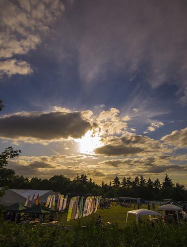 sky music sun festival clouds sigma worcestershire 1020mm westfest malvernhills 2015 westmalvern cloudsstormssunsetssunrises d3100