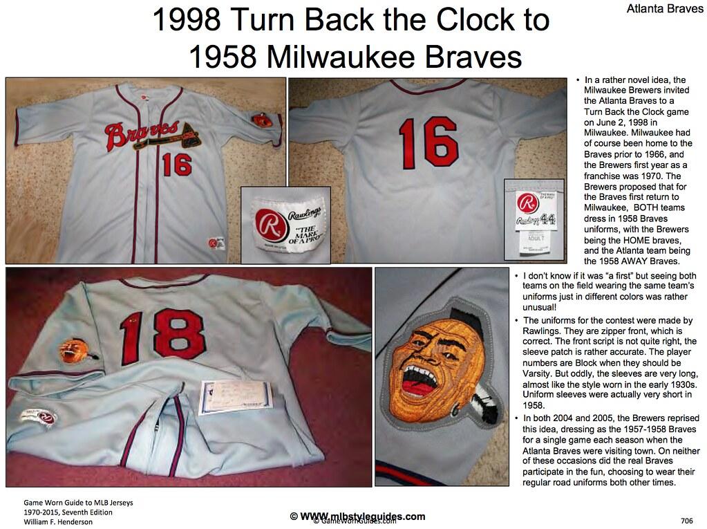 Uni Watch - The best throwback uniform for each MLB team