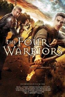 Chiến Binh Thập Tự Chinh - The Four Warriors (2015)