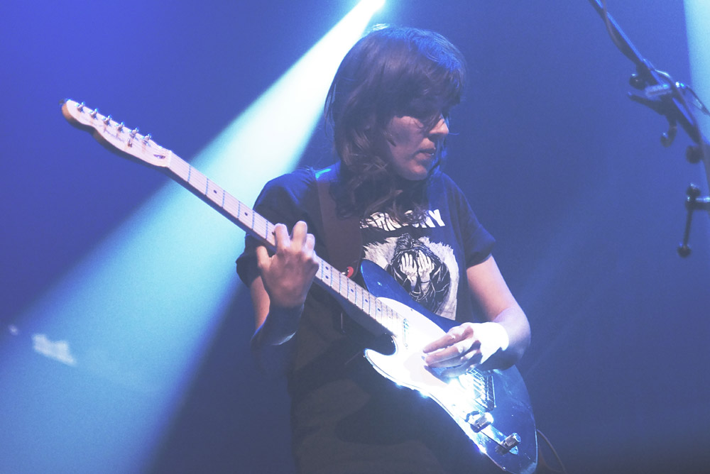 Courtney Barnett @ Terminal 5, NYC 22/07/15