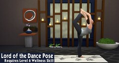 Yoga 10 Lord of the Dance Pose